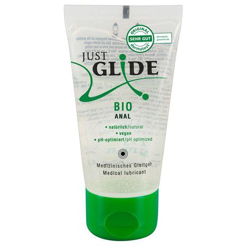 Image of Just Glide Bio Anaal Glijmiddel - 50 ml